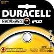 Duracell DL2430 3.0-Volt Lithium Battery