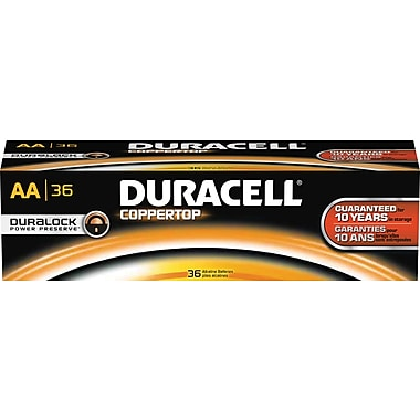 Duracell® Alkaline in.AAin. Batteries, 36-Pack