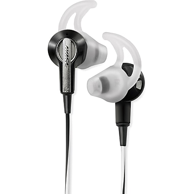 Bose IE2 audio headphones, Silver