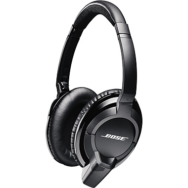 Bose AE2w Bluetooth headphones, Gloss Black