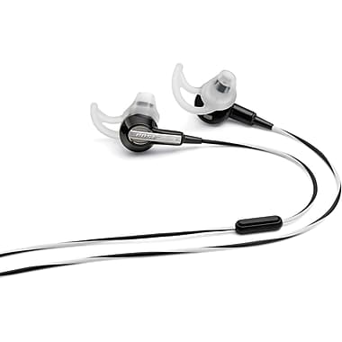 Bose MIE2 Mobile Headset, Black/White