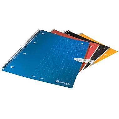livescribe™ Notebook, 1-4 Single Subject, 4/Pack