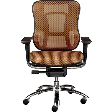 Staples Vayder Technical Mesh Task Chair, Orange
