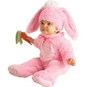Noah's Ark Collection, Precious Pink Wabbit Costume, Infant, 6 to 12 Months