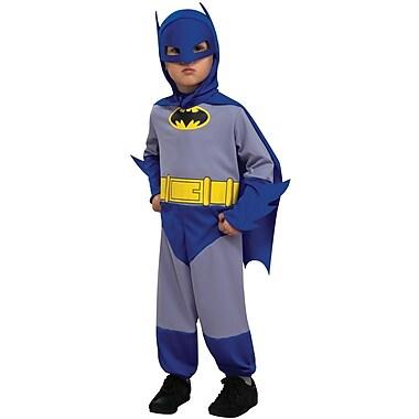 Costume barboteuse de Batman, tout-petit, 1 à 2 ans