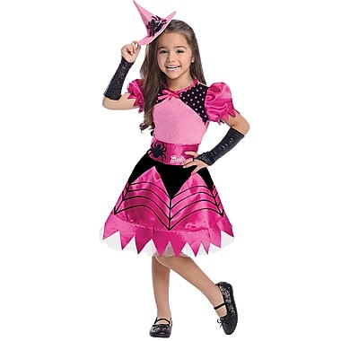 Barbie, Witch Child Costume, Medium