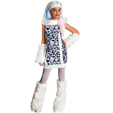 Monster High – Costume d'Abbey Bominable, moyen