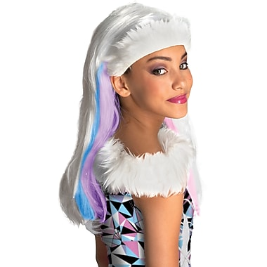 Monster High, Abbey Bominable Wig, Child-Size