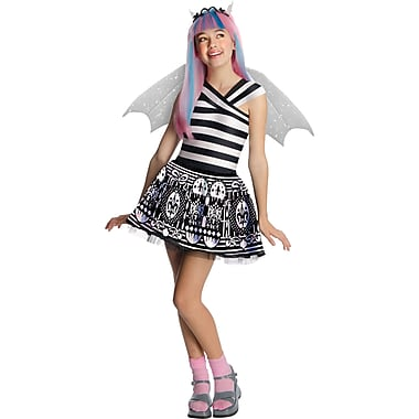 Monster High, Rochelle Goyle Child Costume, Medium