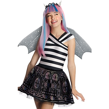 Monster High, Rochelle Goyle Wig, Child-Size