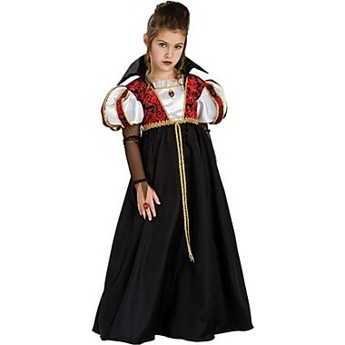 Royal Vampira Child Costume, Small