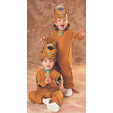 Scooby-Doo Costume, Toddler, 1 to 2 Years