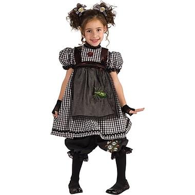 Costumes pour enfants poupée de chiffon gothique, de luxe