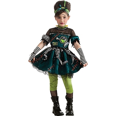 Deluxe Costumes, Frankie's Princess Child Costume, Medium