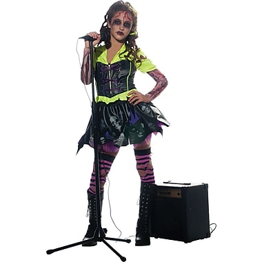 Zombies, Zombet Child Costume, Medium