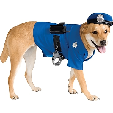 Rubie's Police Dog Costume, Medium
