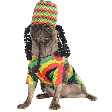 Rubie's Rasta Dog Costume, Medium