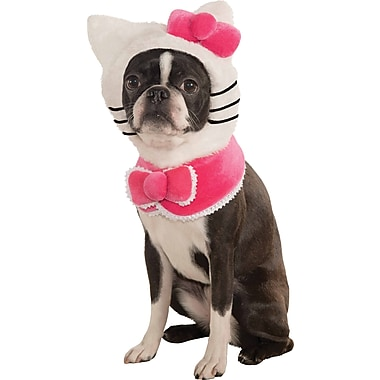 Rubie's Hello Kitty Dog Costume Headpiece, Large