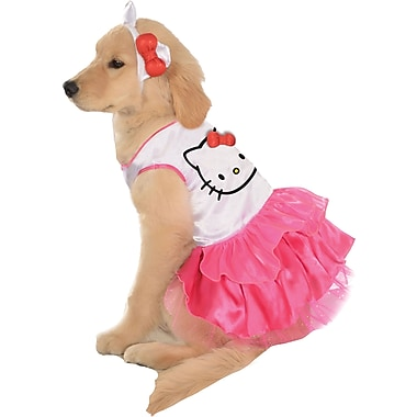 Rubie's Hello Kitty Tutu Dress Dog Costume, Small