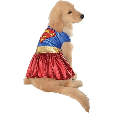 Rubie - Costume pour chiens, Supergirl, très grand