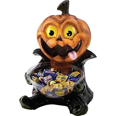 Rubie's Home Decor Pumpkin Candy Holder, 18-3/4