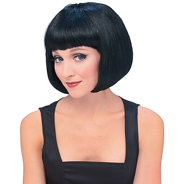Rubie's Fashion Supermodel Wig, Black