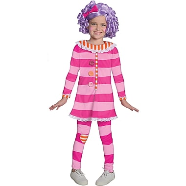 Lalaloopsy - Costume de Pillow Featherbed, de luxe, petit