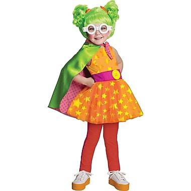 Lalaloopsy - Costume de Dyna Might, de luxe, petit