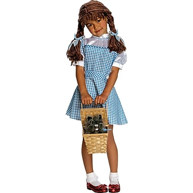 The Wizard of Oz, Dorothy Child Costume, Small