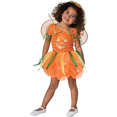 Cute As Can Be, Pumpkin Pie Costume, Toddler, 1 to 2 Years