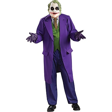 The Dark Knight, The Joker Deluxe Costume, Standard Adult Size