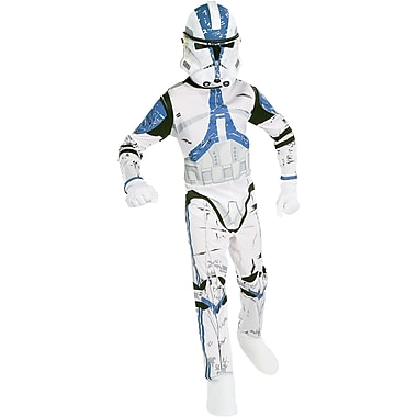 Star Wars, Clone Trooper Child Costume, Medium
