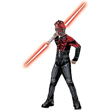 Guerre des Étoiles : La guerre des clones - Costume de Dark Maul aux jambes mécaniques pour enfant, moyen