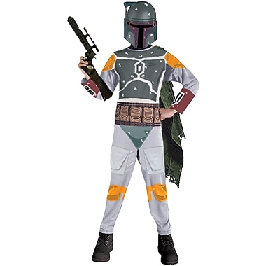 Star Wars, Boba Fett Child Costume, Small