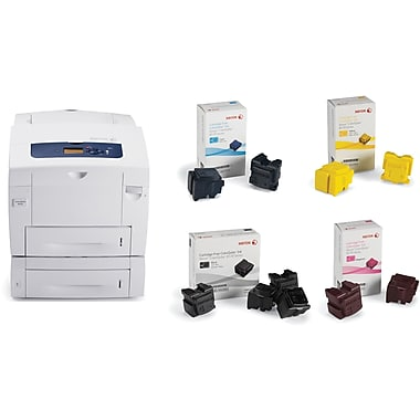 Xerox® ColorQube® 8570/DT Printer & Toner Bundle