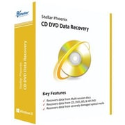 Stellar Phoenix CD DVD Data Recovery for Windows (1 User) [Download]