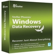 Stellar Phoenix Windows Data Recovery - Home Edition for Windows (1 User) [Download]