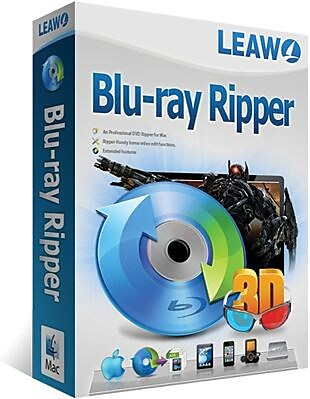 Leawo Blu-ray Ripper for Mac (1 User) [Download] 271511
