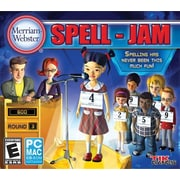 Encore Merriam Webster's SPELL-JAM for Windows (1 User) [Download]