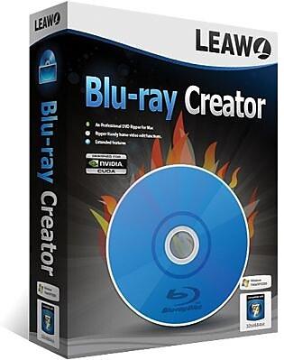 Leawo Blu-ray Creator for Windows (1 User) [Download] 271506