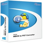 Stellar MBOX to PST Converter for Windows (1 User) [Download]