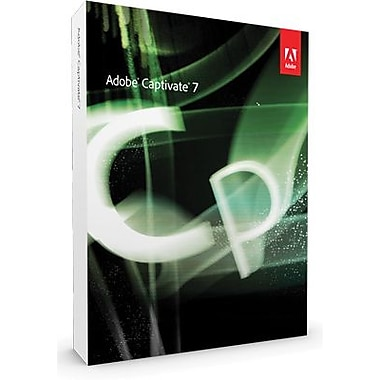 Adobe Captivate 7 - Student & Teacher Edition for Mac (1 User) [Download]