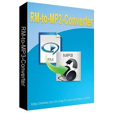 RM to MP3 Converter for Windows (1 User) [Download]