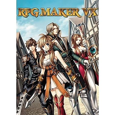 Enterbrain RPG Maker VX for Windows (1 User) [Download]