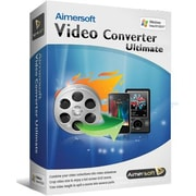 Aimersoft Video Converter Ultimate for Windows (1 User) [Download]