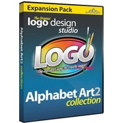 Summitsoft Logo Design Studio 4.0 Alphabet Art 2 Expansion Pack for Windows (1 User) [Download]
