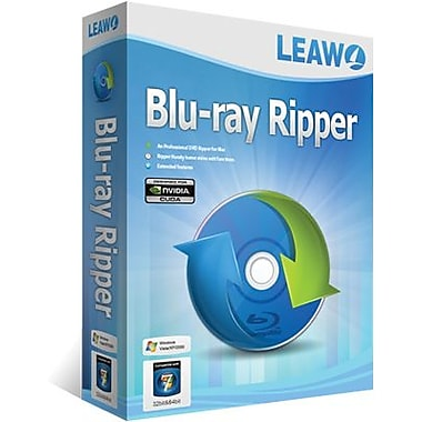 Leawo Blu-ray Ripper for Windows (1 User) [Download]
