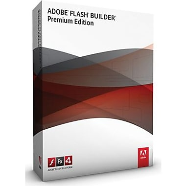 Adobe Flash Builder 4.7 Premium for Windows/Mac (1 User) [Download]
