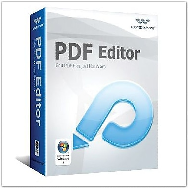 Wondershare PDF Editor for Windows (1 User) [Download]