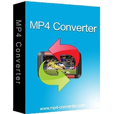 MP4 Converter for Windows (1 User) [Download]